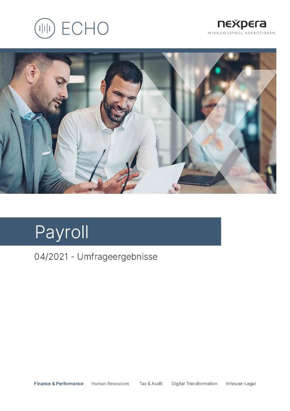 nexpera ECHO payroll covershot